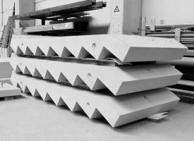 beton prefab trap